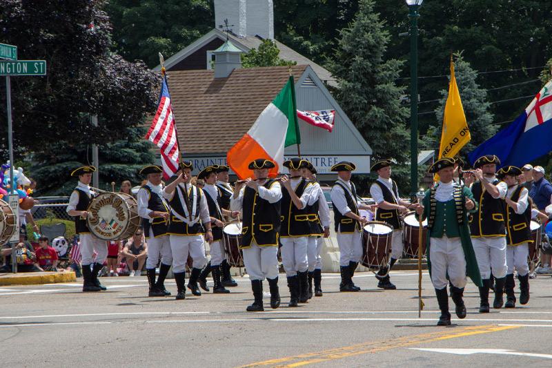 Braintree Massachusetts July 4th Celebration